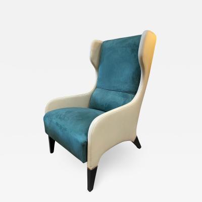 Gio Ponti Beautiful Italian Gio Ponti Armchair 1950s