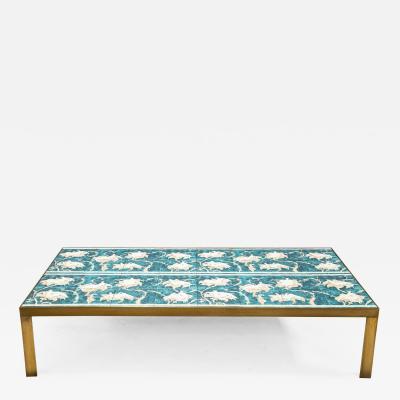Gio Ponti Ceramic coffee table