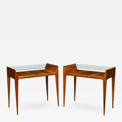 Gio Ponti Console Tables by Gio Ponti
