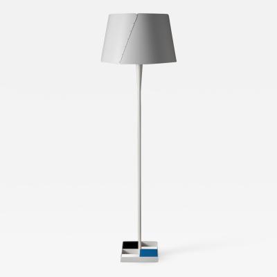 Gio Ponti De Lux D4 Floor Lamp by Gio Ponti for Tato