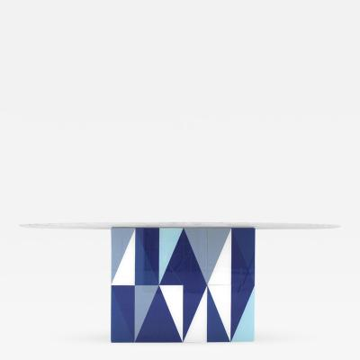 Gio Ponti Dining Table Inspired on Gio Ponti