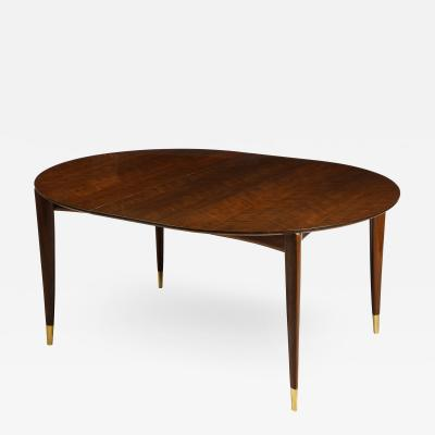 Gio Ponti Dining Table by Gio Ponti for M Singer Sons