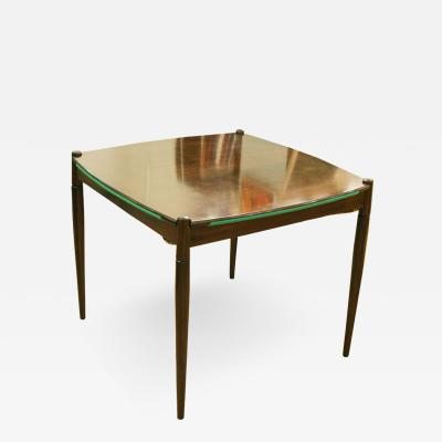 Gio Ponti GAME TABLE OR DINING TABLE GIO PONTI DESIGN FOR FRATELLI REGUITTI
