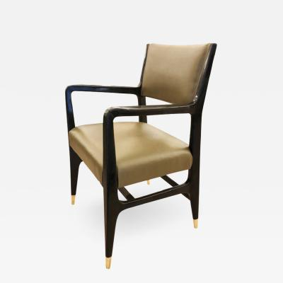 Gio Ponti Gio Ponti Armchair for Cassina Italy 1950s
