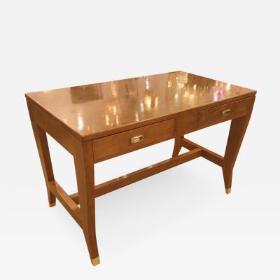 Gio Ponti Gio Ponti Desk for Banca Nazionale del Lavoro Italy 1950s