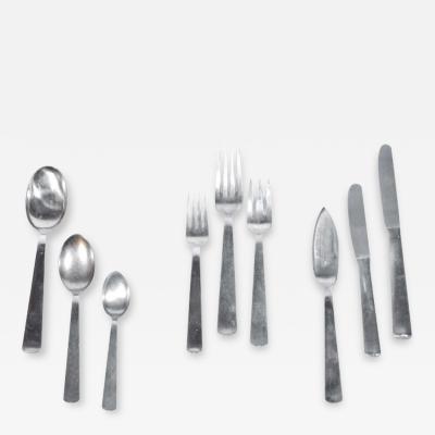 Gio Ponti Gio Ponti Flatware Set For 6 54 Pieces