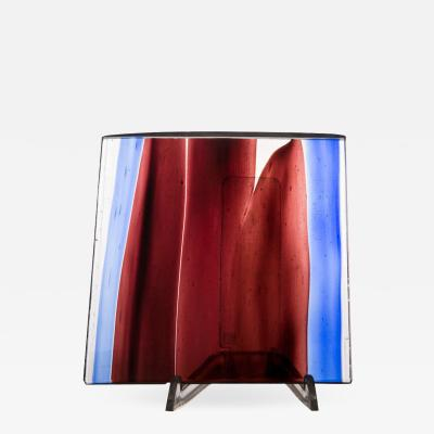 Gio Ponti Gio Ponti Glass Sculpture by Venini