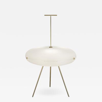 Gio Ponti Gio Ponti Luna Orizzontale Floor Lamp for Tato in Brass