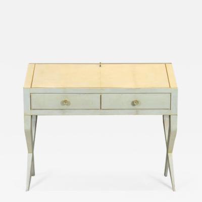 Gio Ponti Gio Ponti Parchment Desk or Secretaire