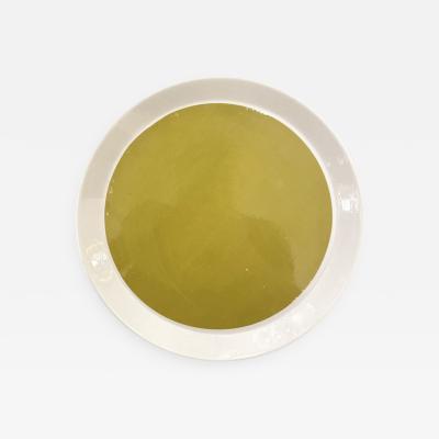 Gio Ponti Gio Ponti Plate for Ceramiche Franco Pozzi