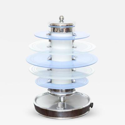 Gio Ponti Gio Ponti Table Lamp made in Italy by Fontana Arte