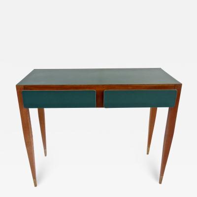 Gio Ponti Gio Ponti Vanity Console Desk formica from Hotel Parco Dei Principi Roma 1964