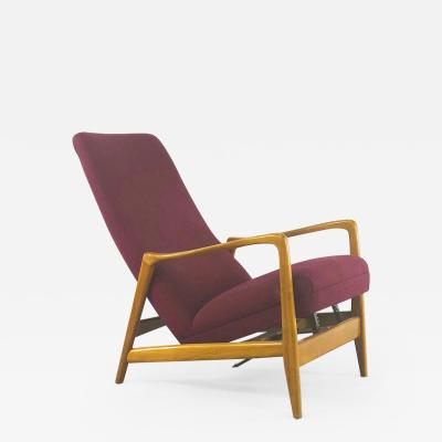 Gio Ponti Gio Ponti armchair Mod 829 for Cassina