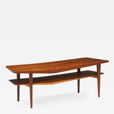 Gio Ponti Gio Ponti for Bertha Schaefer Singer and Sons Coffee Table