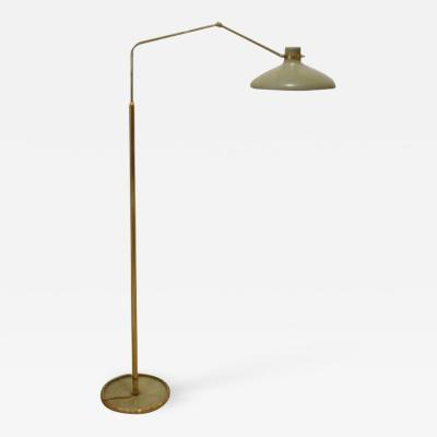 Gio Ponti Gio Ponti for Fontana Arte Articulated Floor Lamp