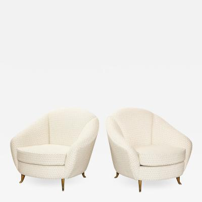 Gio Ponti Gio Ponti for ISA Lounge Chairs