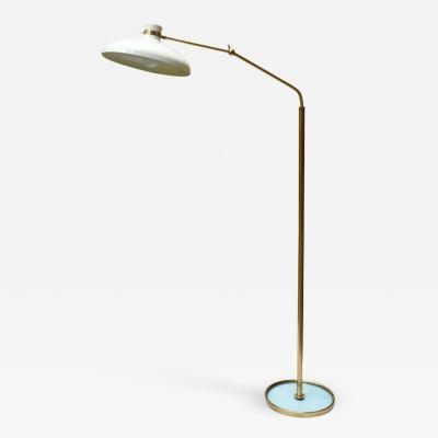 Gio Ponti MID CENTURY FLOOR LAMP DESIGNED BY GIO PONTI