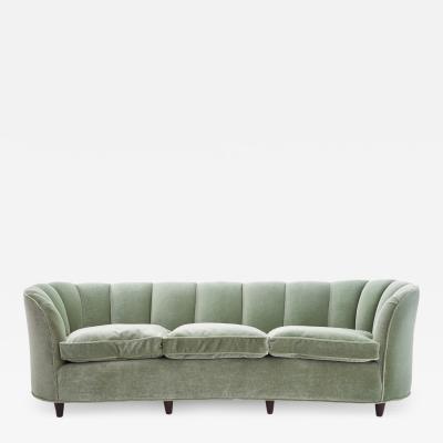 Gio Ponti Midcentury Gio Ponti Sofa for Casa E Giardino