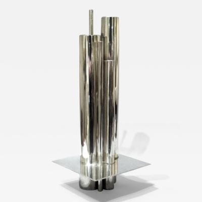 Gio Ponti Orgue Vase by Gio Ponti 1891 1979 Produced by Christofle France 1960s