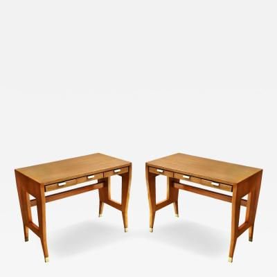 Gio Ponti Pair of Gio Ponti Desks