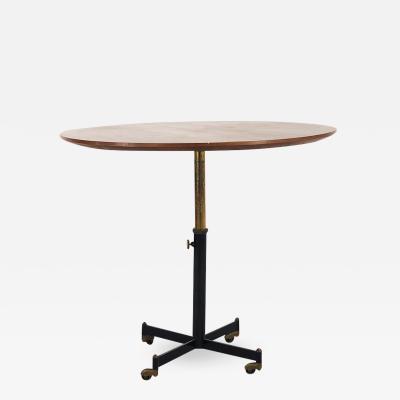 Gio Ponti Table with wheels gio ponti of 1950