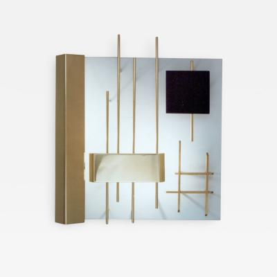 Gio Ponti Wall Sconce by Gio Ponti for Lumi model 575
