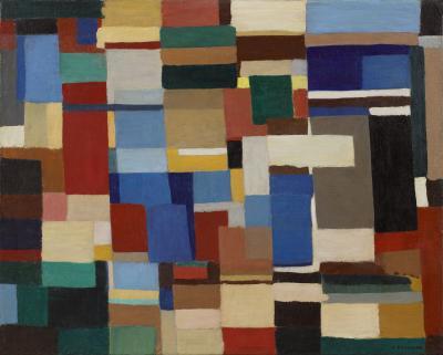 Giorgio Cavallon Untitled 1948