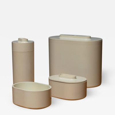 Giotto Stoppino Bar Set by Giotto Stoppino for Kartell