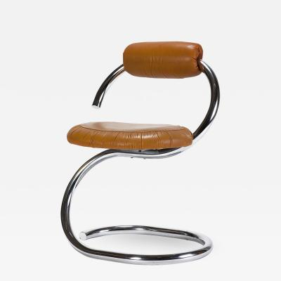 Giotto Stoppino Italian Giotto Stoppino Chair 70