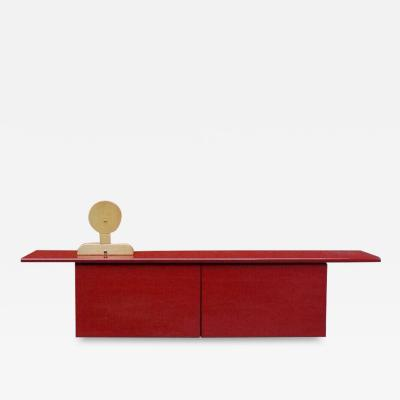 Giotto Stoppino Sheraton sideboard by Giotto Stoppino and Lodovico Acerbis for Acerbis 1977