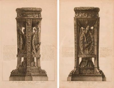 Giovanni Battista Piranesi Copper Plate Engravings