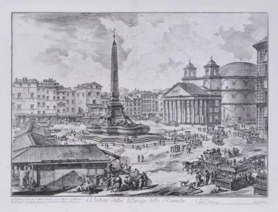 Giovanni Battista Piranesi Giovanni Battista Piranesi SIx views of Rome
