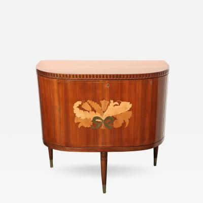 Giovanni Gariboldi Cabinet Designed by Paolo Buffa Made in Italy 1955