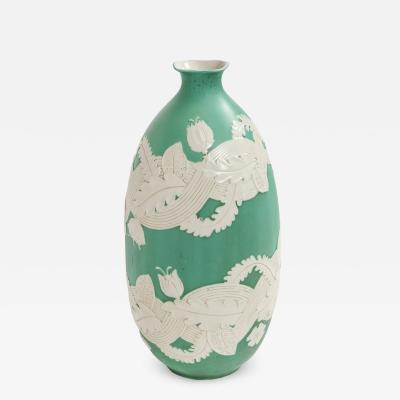 Giovanni Gariboldi Large Scale Vase by Giovanni Gariboldi