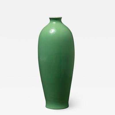 Giovanni Gariboldi Tall Ceramic Vase by Giiovanni Gariboldi for San Cristoforo Richard Ginori