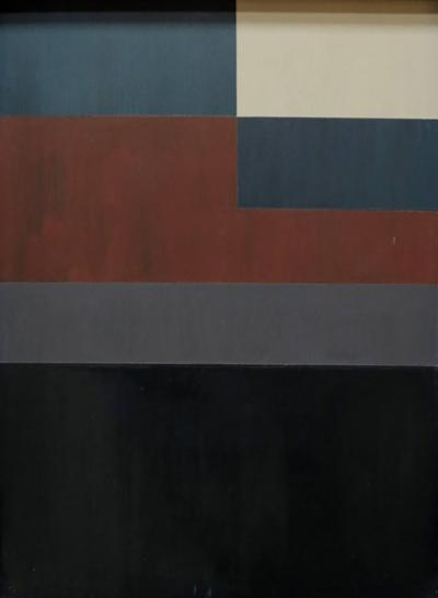 Giovanni Mercado Dark Shades Little Painting by Giovanni Mercado