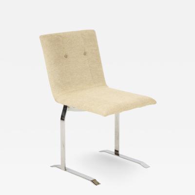 Giovanni Offredi Giovanni Offredi Chrome Chairs