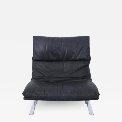 Giovanni Offredi Onda Lounge Chair by Giovanni Offredi for Saporiti Italy 1970s