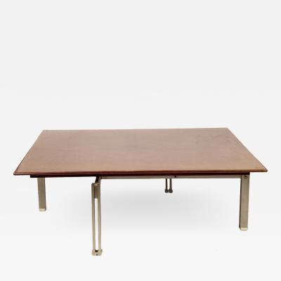 Giovanni Offredi Onda Low Table by Giovanni Ofrredi for Saporiti