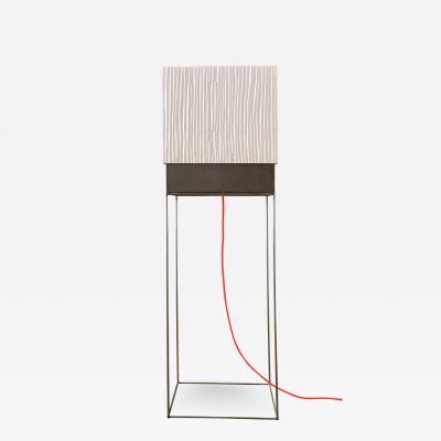 Gisela Stiegler VEHO FLOORLAMP vertical horizontal floor lamp