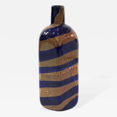 Giulio Radi Hand Blown Glass Vase by Giulio Radi
