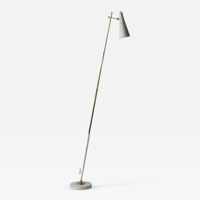Giuseppe Ostuni Model 201 Floor Lamp by Giuseppe Ostuni for Oluce