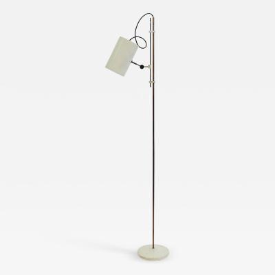Giuseppe Ostuni Rare Giuseppe Ostuni floor lamp for Oluce Italy 1955
