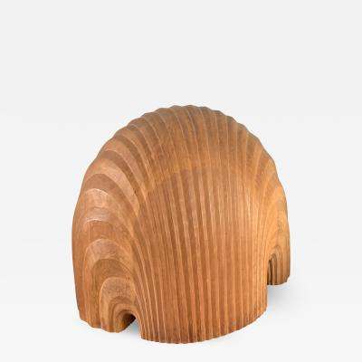 Giuseppe Rivadossi Wood Sculpture
