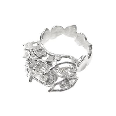 Glenn Bradford Fine Jewelry The Linda B Cocktail Ring