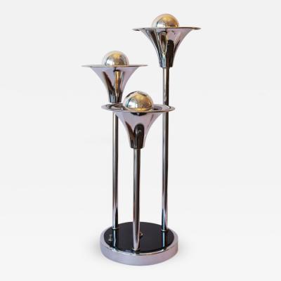 Goffredo Reggiani Reggiani Trumpet Lamp
