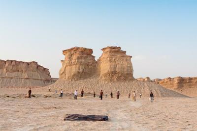 Gohar Dashti Stateless 2015