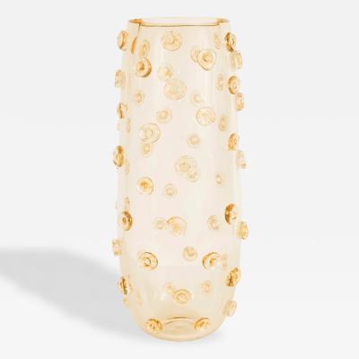Gold Flecked Vase