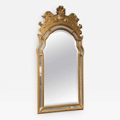 Gold Georgian Mirror