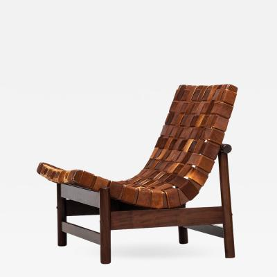 Gonzalo Cordoba Gonzalo Cordoba Easy Chair Model Guama Produced by Dujo in Cuba